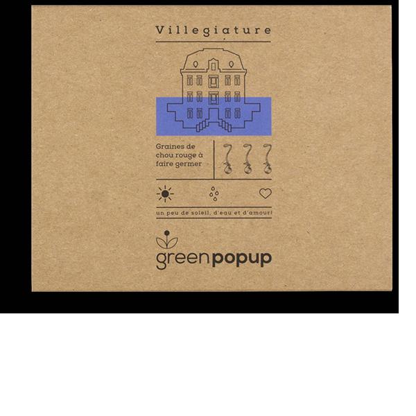 GreenPopup Villegiature Popup