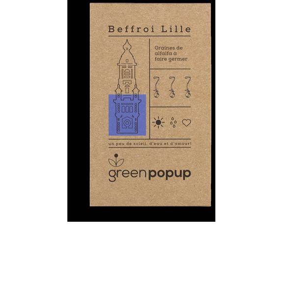 Belfroi de Lille Popup