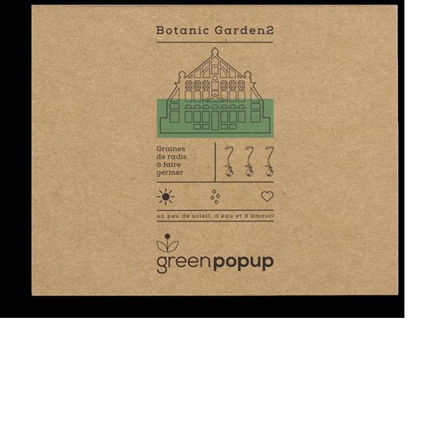 Botanic Garden 2 Popup