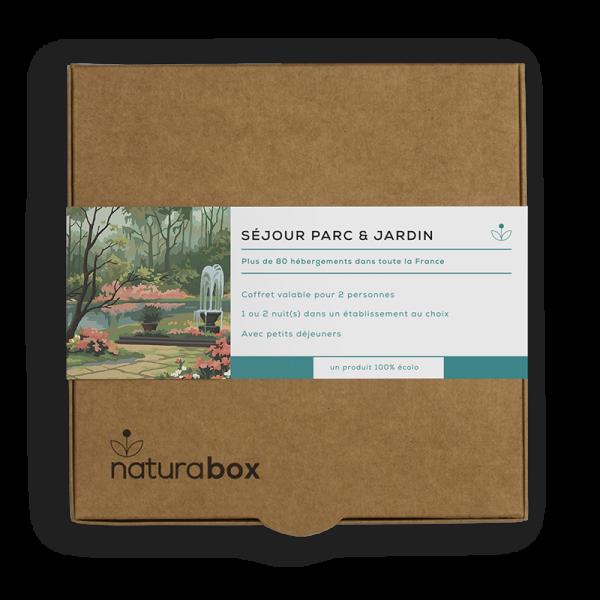 NaturaBox Séjour Parc et Jardin