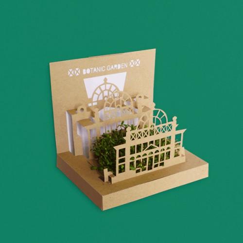 Botanic Garden Popup