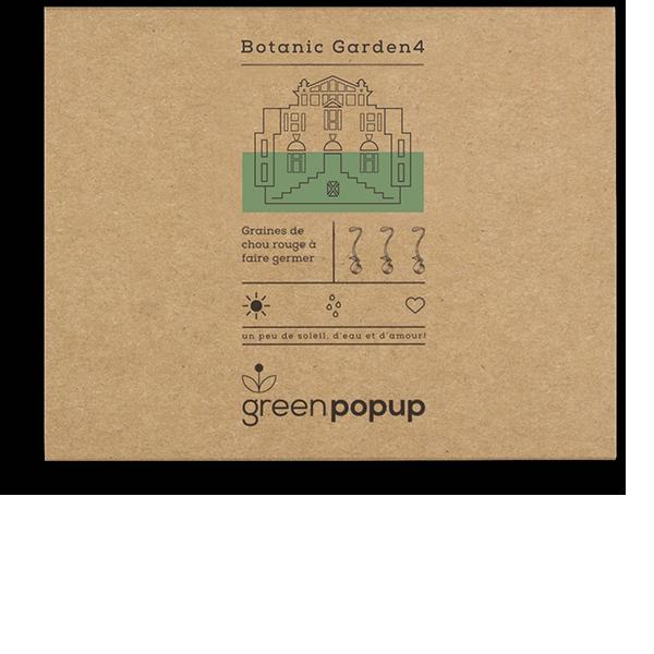Botanic Garden 4 Popup