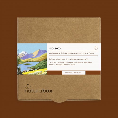 NaturaBox Mix Box
