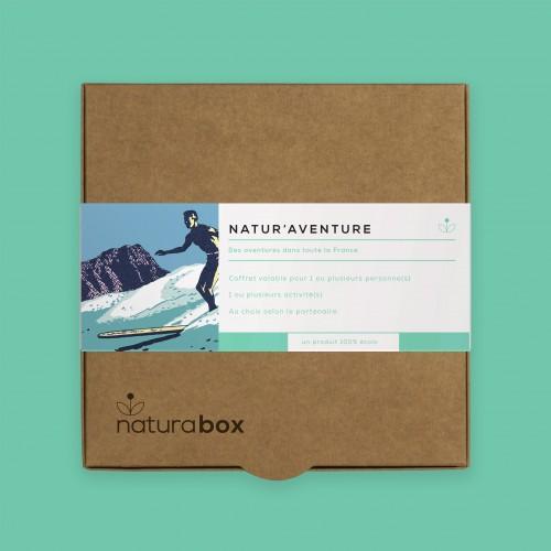 NaturaBox Éco-Hébergement