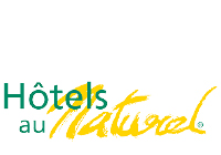 Hotels au naturel
